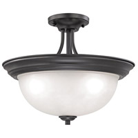 Thomas Lighting 2103SF/10 Bristol Lane 3 Light 16 inch Oil Rubbed Bronze Semi Flush Mount Ceiling Light