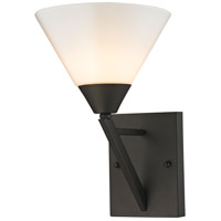 Tribecca 1 Light 8 inch Oil Rubbed Bronze Wall Sconce Wall Light