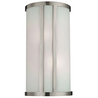 Signature 2 Light 8 inch Brushed Nickel Wall Sconce Wall Light