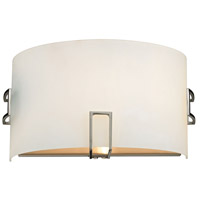 Signature 1 Light 11 inch Brushed Nickel Wall Sconce Wall Light