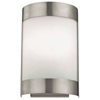 Signature 1 Light 7 inch Brushed Nickel Wall Sconce Wall Light