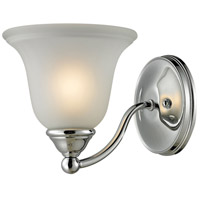 Shelburne 1 Light 8 inch Chrome Vanity Wall Light