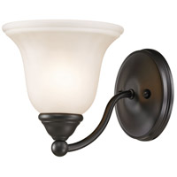 Shelburne 1 Light 8 inch Oil Rubbed Bronze Vanity Wall Light
