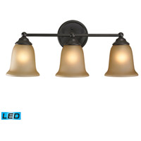 Sudbury LED 23 inch Oil Rubbed Bronze Vanity Wall Light
