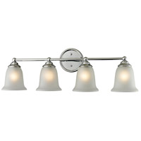 Sudbury 4 Light 32 inch Chrome Vanity Wall Light