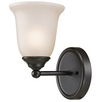 Sudbury 1 Light 6 inch Oil Rubbed Bronze Vanity Wall Light