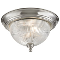 Thomas Lighting 7672FM/20 Liberty Park 2 Light 13 inch Brushed Nickel Flush Mount Ceiling Light
