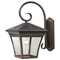 Ridgewood 1 Light 18 inch Hazelnut Bronze Outdoor Wall Sconce