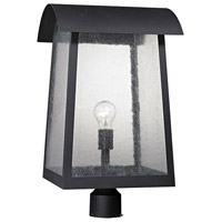Thomas Lighting 8721EP/65 Prince Street 1 Light 20 inch Matte Black Post Mount