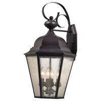 Thomas Lighting 8903EW/75 Cotswold 4 Light 24 inch Oil Rubbed Bronze Exterior Sconce