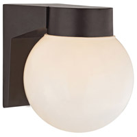 Cotswold 1 Light 7 inch Oil Rubbed Bronze Outdoor Wall Sconce