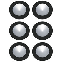 Ursa LED 3 inch Black Disc Light Kit