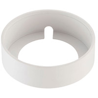 Thomas Lighting A731DL/40 Alpha 4 inch White Surface Mount Collar