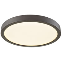 Thomas Lighting CL781231 Titan LED 10 inch Oil Rubbed Bronze Flush Mount Ceiling Light