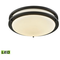 Thomas Lighting CL782011 Clarion LED 11 inch Oil Rubbed Bronze Flush Mount Ceiling Light