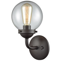 Beckett 1 Light 6 inch Oil Rubbed Bronze Vanity Wall Light