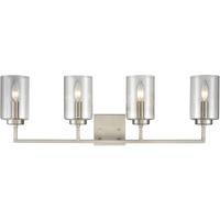 Thomas Lighting CN240142 West End 4 Light 30 inch Brushed Nickel Vanity Light Wall Light
