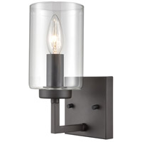 Thomas Lighting CN240171 West End 6 Light 4 inch Oil Rubbed Bronze Sconce Wall Light