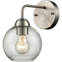 Thomas Lighting CN280172 Astoria 1 Light 6 inch Brushed Nickel Sconce Wall Light