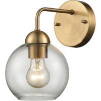 Thomas Lighting CN280175 Astoria 1 Light 6 inch Satin Gold Sconce Wall Light