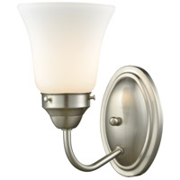 Califon 1 Light 5 inch Brushed Nickel Vanity Wall Light