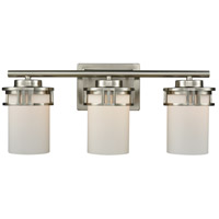 Thomas Lighting CN578312 Ravendale 3 Light 20 inch Brushed Nickel Vanity Light Wall Light