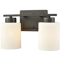 Thomas Lighting CN579211 Summit Place 2 Light 12 inch Oil Rubbed Bronze Vanity Light Wall Light