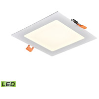Thomas Lighting LR11064 Mercury 120V LED 7 inch White Under Cabinet - Utility Square