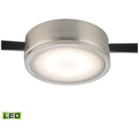Thomas Lighting MLE201-5-16M Housings LED 3 inch Satin Nickel Under Cabinet - Utility