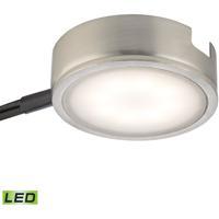 Thomas Lighting MLE301-5-16M Tuxedo LED 3 inch Satin Nickel Under Cabinet Light