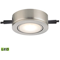 Thomas Lighting MLE401-5-16M Housings LED 3 inch Satin Nickel Under Cabinet - Utility