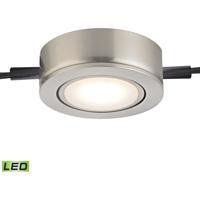 Thomas Lighting MLE401-5-16M Housings LED 3 inch Satin Nickel Under Cabinet - Utility