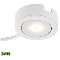 Thomas Lighting MLE423-5-30K Housings LED 3 inch White Under Cabinet - Utility