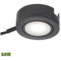 Thomas Lighting MLE423-5-31K Housings LED 3 inch Black Under Cabinet - Utility