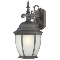 Covington 1 Light 18 inch Painted Bronze Wall Lantern