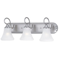 Elipse 3 Light 24 inch Brushed Nickel Wall Sconce Wall Light