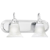 Homestead 2 Light 18 inch Chrome Wall Sconce Wall Light