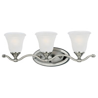 Harmony 3 Light 24 inch Satin Pewter Wall Sconce Wall Light