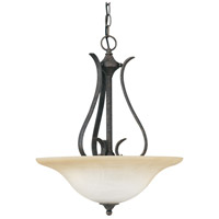 Thomas Lighting Sable Bronze Pendants