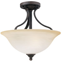 Thomas Lighting SL842022 Prestige 2 Light 15 inch Sable Bronze Flush Mount Ceiling Light