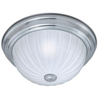 Thomas Lighting SL868178 Essentials 1 Light 11 inch Brushed Nickel Flush Mount Ceiling Light