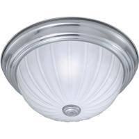 Thomas Lighting SL868178 Ceiling Essentials 1 Light 11 inch Brushed Nickel Flush Mount Ceiling Light