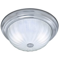 Thomas Lighting SL868278 Essentials 2 Light 13 inch Brushed Nickel Flush Mount Ceiling Light