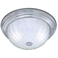 Thomas Lighting SL868278 Ceiling Essentials 2 Light 13 inch Brushed Nickel Flush Mount Ceiling Light
