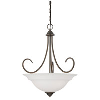 Thomas Lighting SL891715 Bella 3 Light 20 inch Oiled Bronze Pendant Ceiling Light
