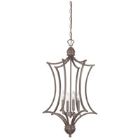Thomas Lighting Sable Bronze Glass Chandeliers