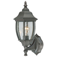 Covington 1 Light 14 inch Painted Bronze Wall Lantern