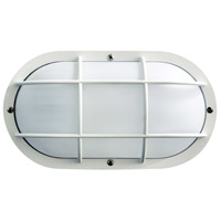 White Polycarbonate Outdoor Wall Lights