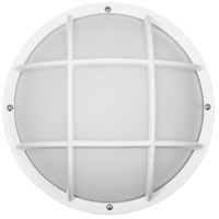 Essentials 1 Light 5 inch White Outdoor Wall Sconce