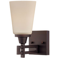 Wright 1 Light 5 inch Espresso Wall Sconce Wall Light